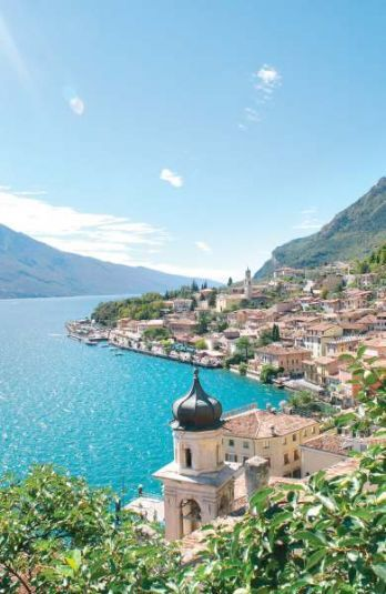 Limone, Lago di Garda, Italy