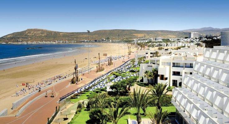 TI Touristik – Kulturerlebnis kombiniert mit Badeurlaub Hotelkombi LABRANDA Idrissides **** & LABRANDA Amadil ****+ Entdecken Sie das vielseitige Marokko und verbinden Sie die einzigartige Kultur der Königsstadt Marrakesch mit anschließendem Badevergnügen in Agadir.  Preis: 1 Woche im DZ Halbpension/All Inklusive, inkl. Flug z.B. am 17.06.17 ab Hannover für 499 € ...