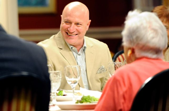 The 10 best TV chefs, ranked by their shows and their restaurants ~ 1. Tom Colicchio Shows: Top Chef Restaurants: Craft, Craftbar, Craftsteak, 'wichcraft, Colicchio & Sons, Riverpark