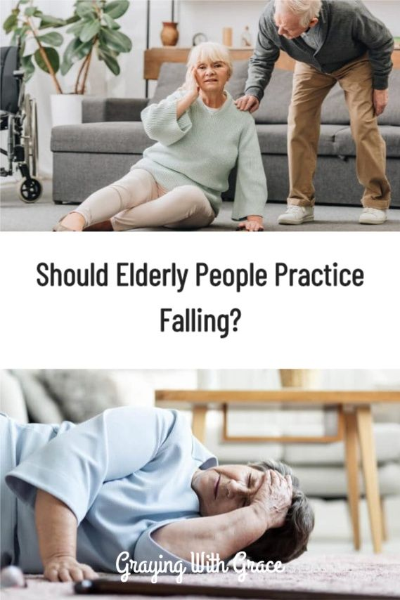 Safe Falling Techniques For Elderly Reduce Fall Injuries Elderly People Fall Prevention Injury