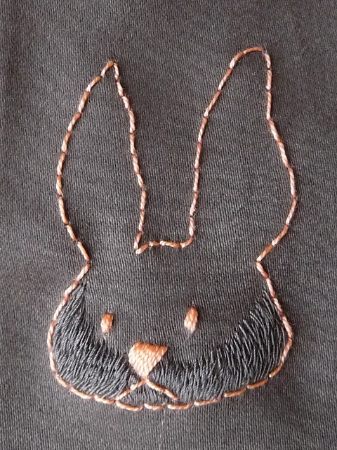 bearded bunny