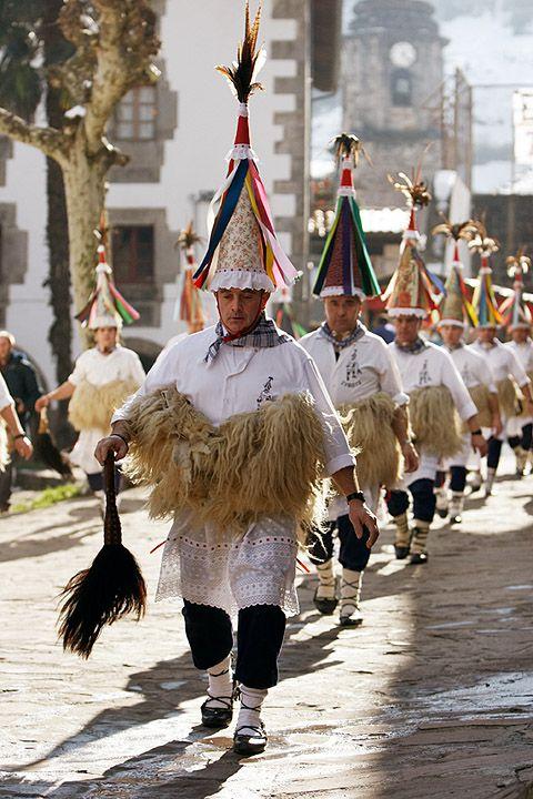 Navarra. Carnaval en Ituren y Zubieta. © Inaki Caperochipi Photography