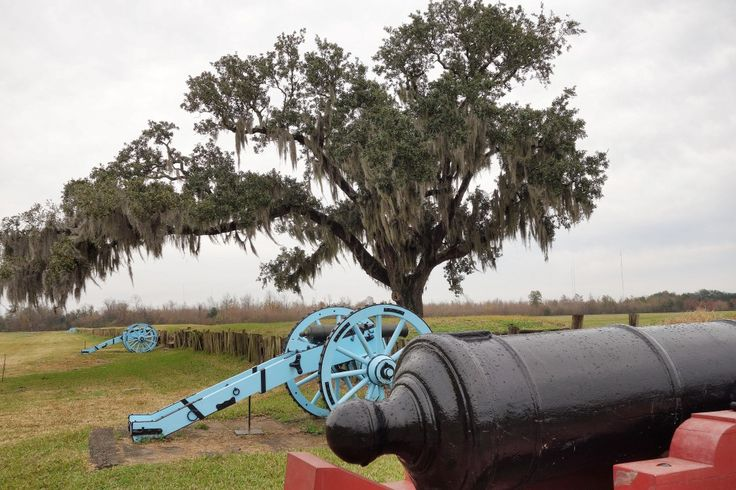 Chalmette Battlefield, Battle of New Orleans