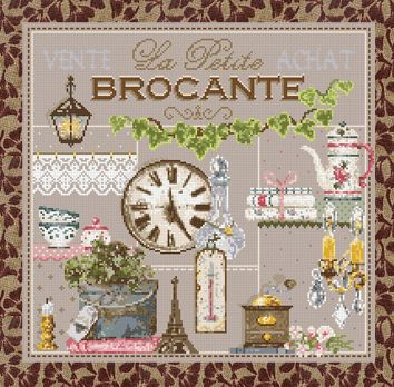 click here to view larger image of La Petite Brocante (chart)