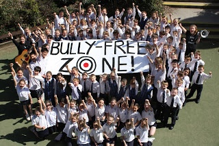 October is National Bullying Prevention Month. 'Bullying is NOT OK - NO WAY!' ~ Blog Post by Nuala O'Hanlon, Teacher