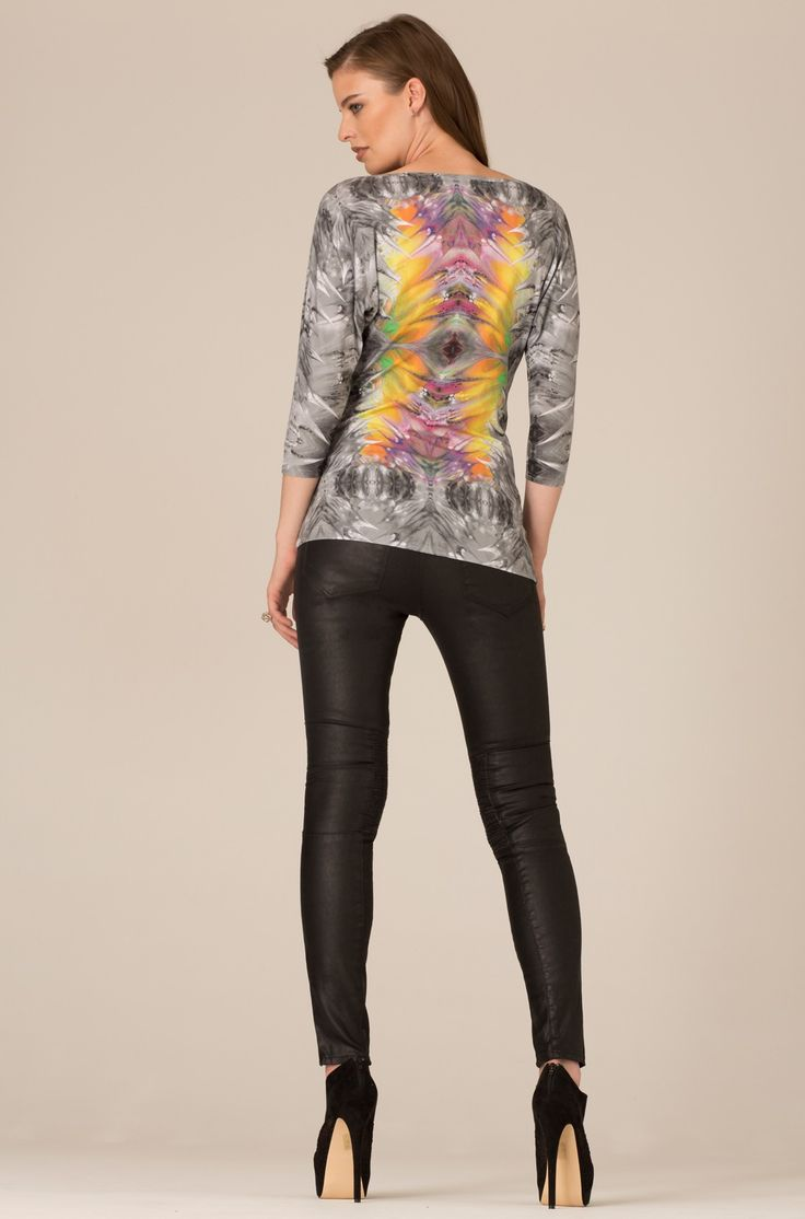 AKINYI TUNIC - AW13 - Collections - Art on Fashion