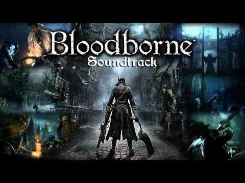 The moment where Bloodborne's boss music goes full horror movie mode