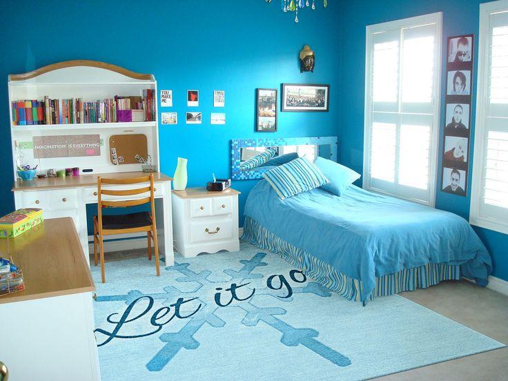 Let It Go Frozen Theme Childu0027s Rug. Teen Room ...
