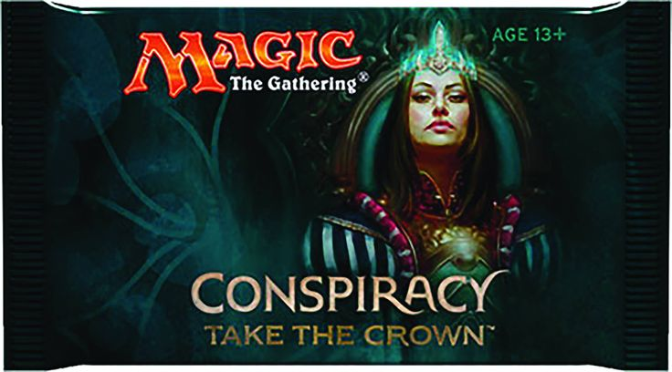 MTG TCG CONSPIRACY TAKE THE CROWN BOOSTER BOX