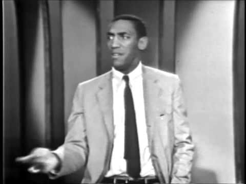 BILL COSBY - 1964 - Standup Comedy .. used to love watching Bill...good clean fun!