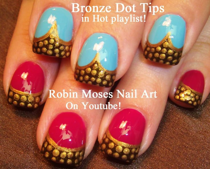 430 best CUTE nail art pictures with tutorials images on Pinterest ...