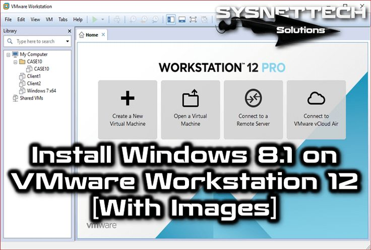 Install Windows 8.1 on VMware Workstation 12 [With Images] | SYSNETTECH Solutions --------------------------------------------------------------------------------- Read the Article ►https://goo.gl/YaZ1ul --------------------------------------------------------------------------------- #Windows #Windows10 #Windows8 #Windows81 #VMware #VM #VMwareWorkstation #VM12 #Install #Howto #Network #Networking #Virtualization #System #Administrator