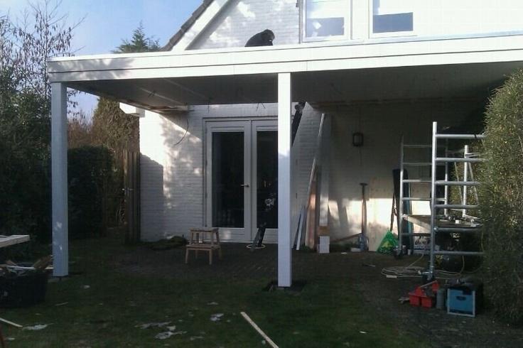 Foto's van veranda's. Welke houten veranda zou u kiezen? | verandaservice.nl