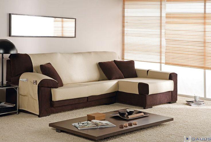 Más info en #Gauus Tienda online: http://www.gauus.es/salon-1/fundas-de-sofa.html #RopaHogar