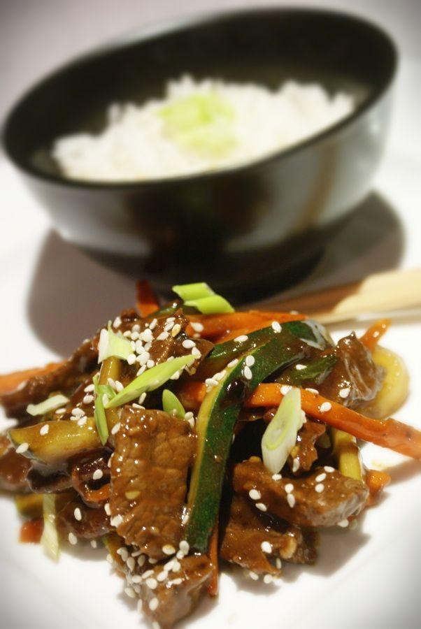 Teriyaki beef. | Favorite Recipes | Pinterest