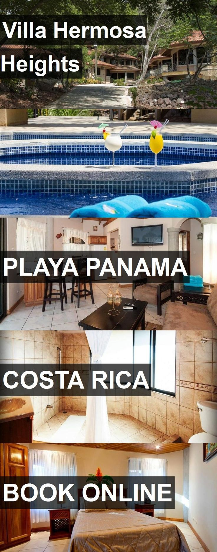 Hotel Villa Hermosa Heights in Playa Panama, Costa Rica. For more information, photos, reviews and best prices please follow the link. #CostaRica #PlayaPanama #VillaHermosaHeights #hotel #travel #vacation