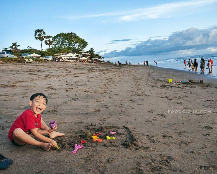 #Bali. Sunday afternoon at #batubelig #beach