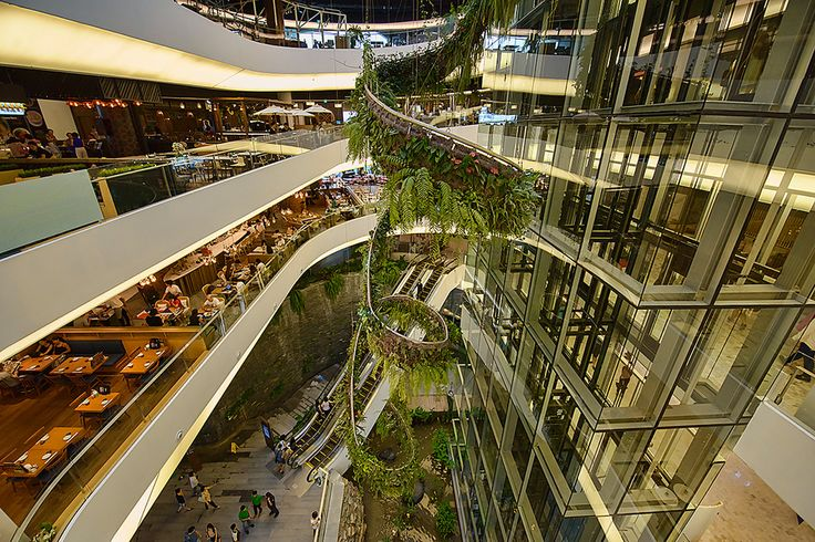 Welcome to EmQuartier: Bangkok Luxury Mall | 10Best.com (Photo courtesy of Dave Stamboulis)