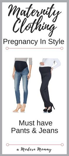 Stylish Maternity Pants during your Pregnancy