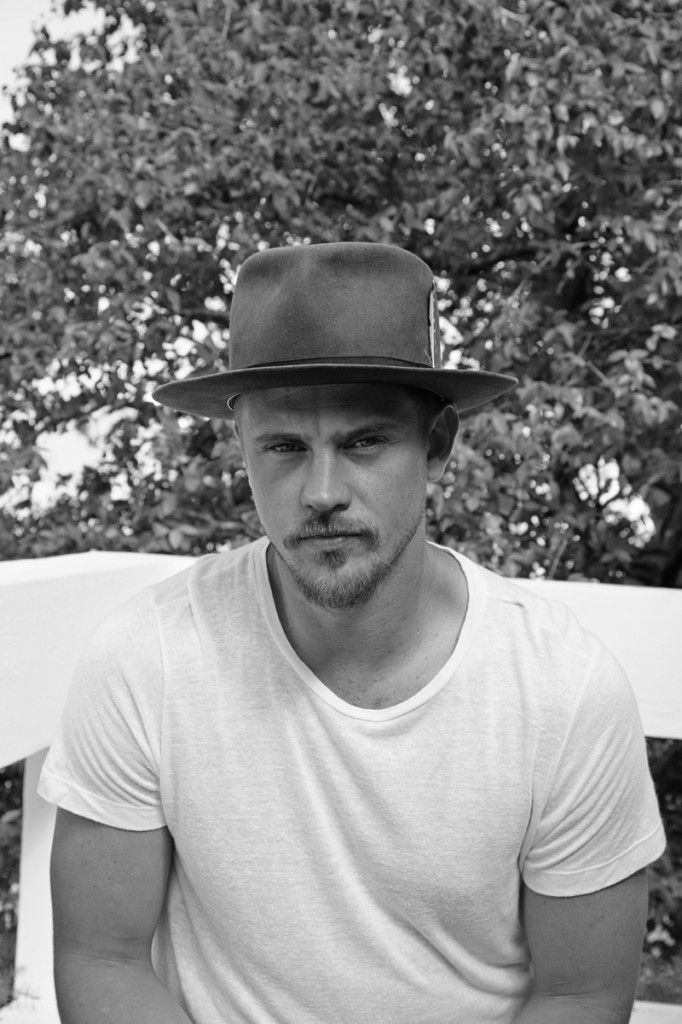 Boyd Holbrook Poses for Flaunt, Talks Future