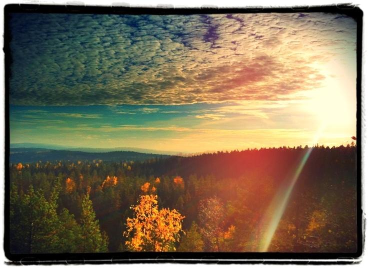 Peace and Sky