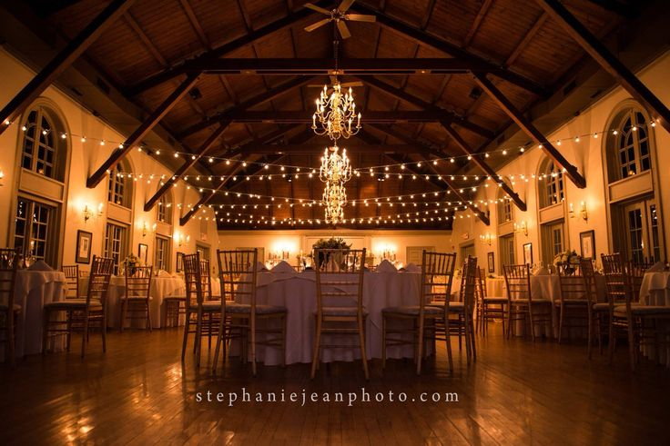 Just in case you wanted to get married somewhere magical. The Old Field Club is …
