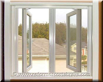 1000 ideas about ventana pvc on pinterest ventanas de for Ventanas de aluminio para cocina