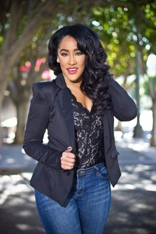 Natalie Nunn Measurements, Bra Size, Weight, Hair Color, Ethnicity