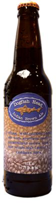 9.5/10, Dogfish Head India Brown Ale, 7.2%abv, dark and DELICIOUS