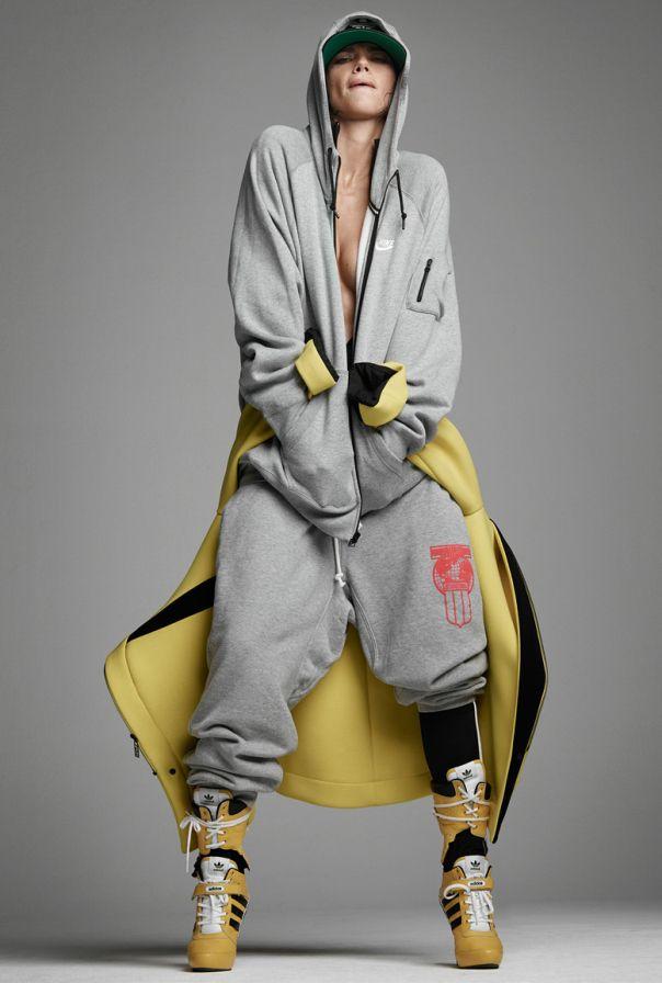 Publication: Vogue Italia June 2014 Model: Adriana Lima Photographer: Steven Meisel Fashion Editor: Carlyne Cerf de Dudzeele Hair: Guido Palau Make-up: Pat McGrath