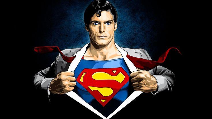 10 Super Superman Facts | The List Love