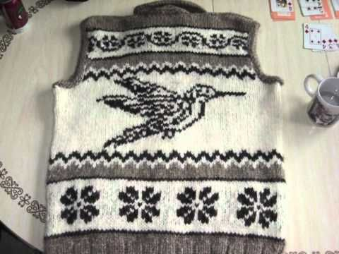 The Cowichan Sweaters: A Cultural Tradition video by Marlene Tommy on YouTube at http://www.youtube.com/watch?v=cvIZJQzzJ90&feature=share