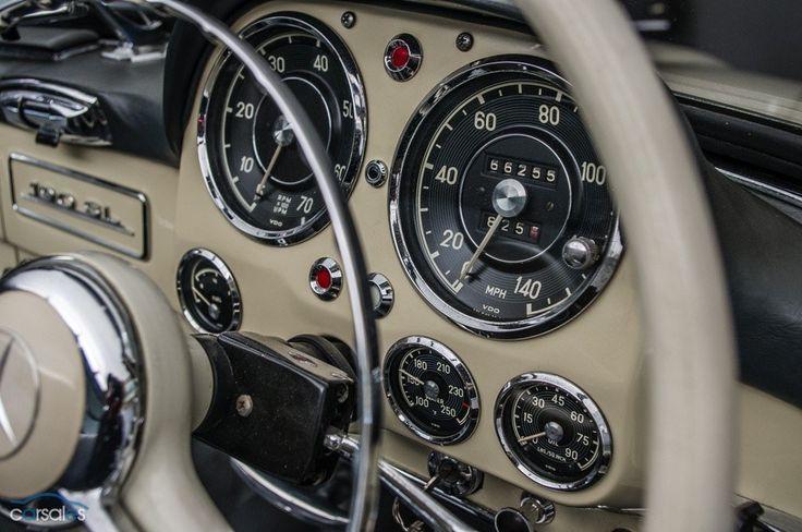 1962 Mercedes Benz - 190SL R121. For all your Mercedes Benz 190SL restoration…