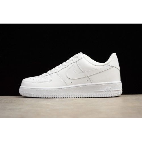 5ea79d5599cd Nike White AF1 Air Force 1 Low Men Shoes All White