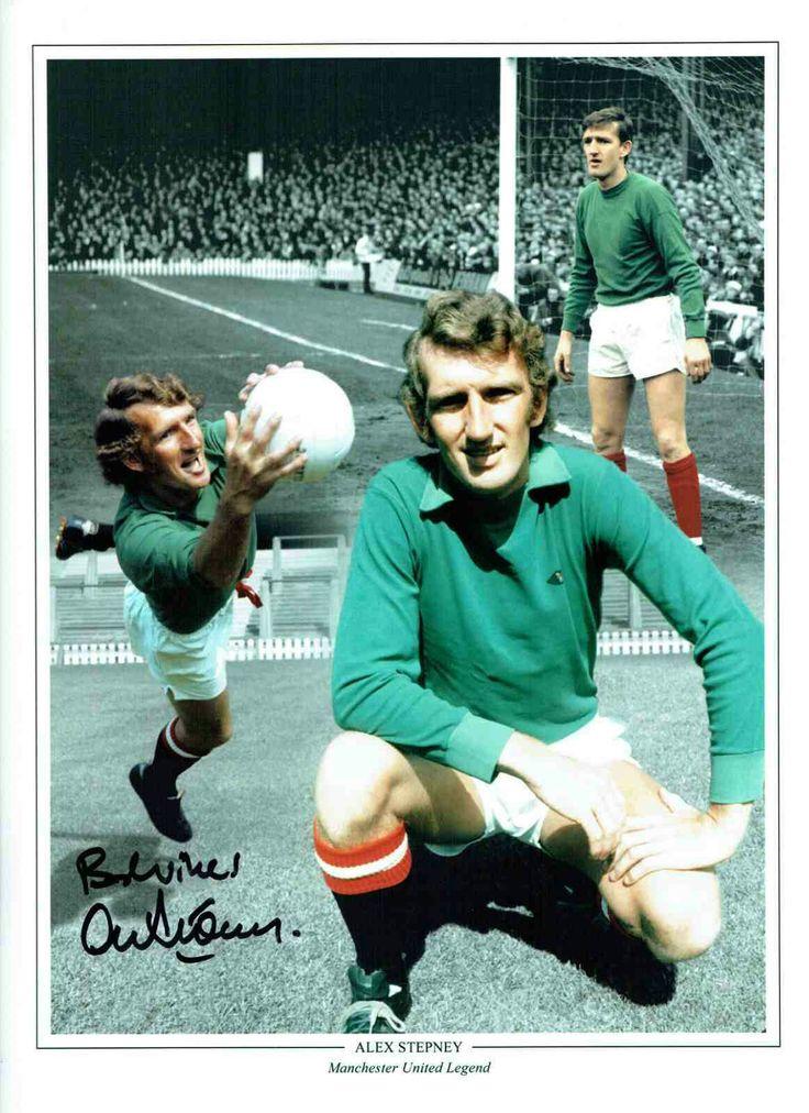 Alex Stepney of Man Utd - 1966-78.