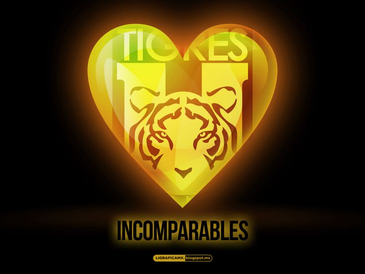 #Incomparables #Tigres #LigraficaMX | Tigres | Pinterest