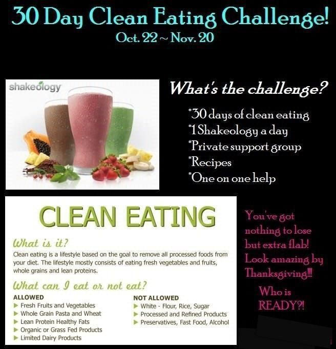 30 day weight loss chart