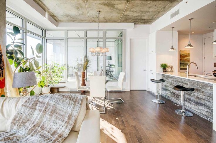 Loft/Studio à vendre 1150 Rue St-Denis app.1502 Ville-Marie (Central), Montréal