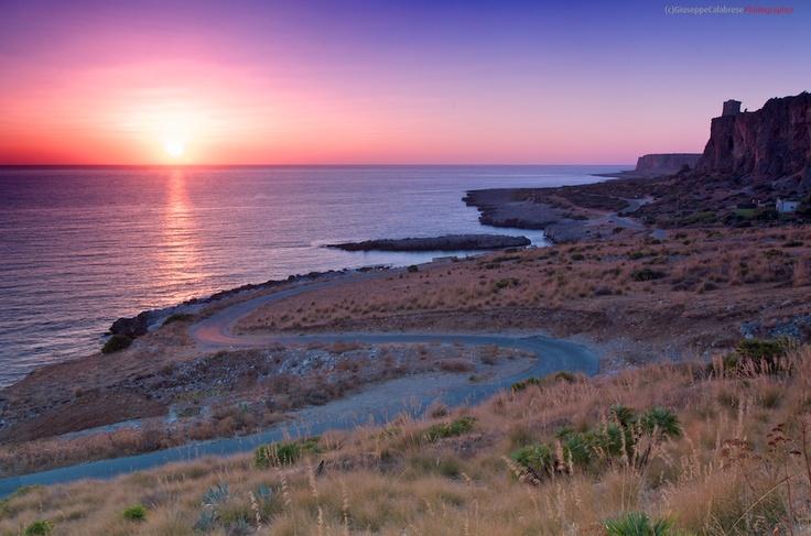 Sicilia La Baia di Santa Margherita Trapani