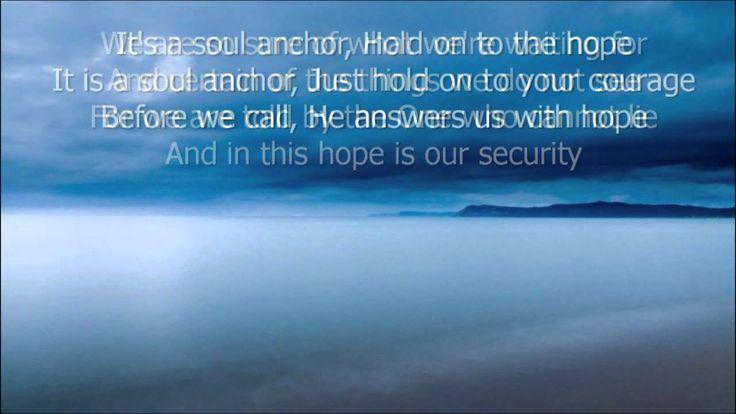 Soul Anchor - Michael Card (with lyrics)