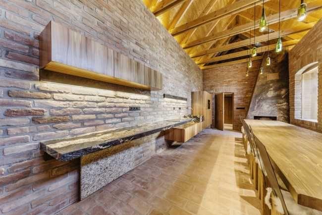 Degustácia vína i dizajnu v jednej vínnej pivnici | Realizácie | Architektúra | www.asb.sk