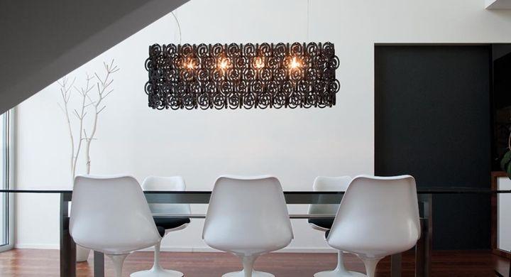 M s de 10 ideas incre bles sobre lamparas colgantes para - Lamparas para comedor colgantes ...