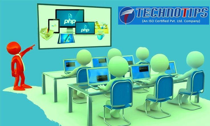 PHP Training in Bhubaneswar with Live Project by Technotips - Orissa - Bhubaneswar ID685939