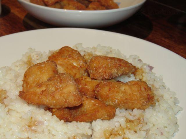 Japonské marinované kuřecí kousky