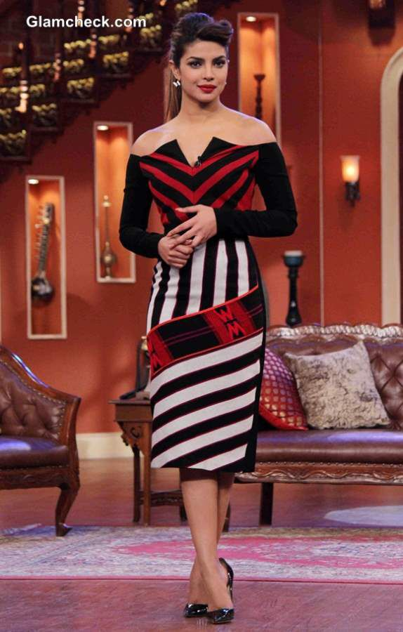 Image from http://cdn.glamcheck.com/bollywood/files/2014/02/Priyanka-Chopra-in-Atsu-Sekhose-Stripe-y-number-on-Comedy-Nights-with-Kapil.jpg.