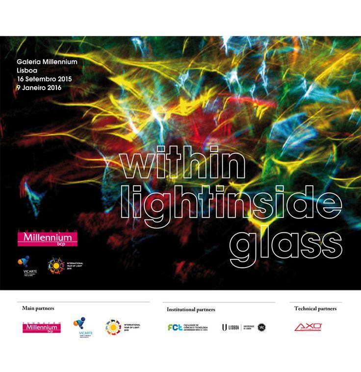 """Axo Light, partner of the """"Within Light / Inside Glass"""" Exhibition / September 2015 #axolight #design #lighting"""