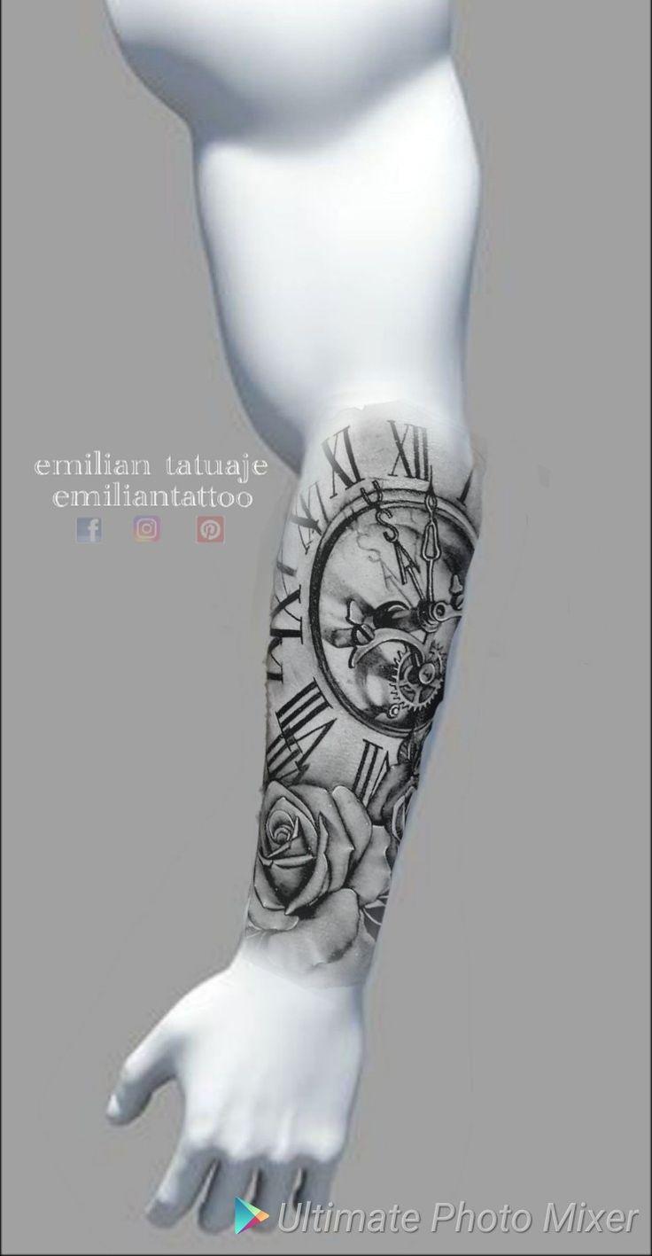 Tattoo Idee! ❤😊 #scketchtattoo #loveink #emiliantattoo #tattoomodel #tat …