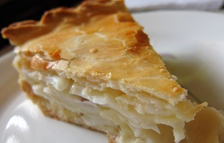 Buko Pie from Original Buko Pie  http://www.foodiehub.tv/food-category/Bakery/review/Original-Buko-Pie/Buko-Pie/3827_3815
