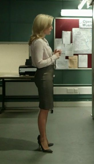 Detective Chief Inspector Stella Gibson - The Fall