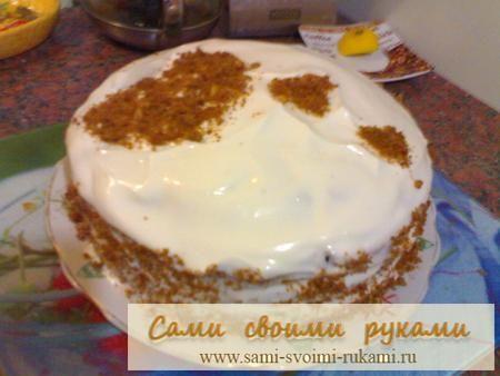 Рецепт торта первый поцелуй на поваренок ру